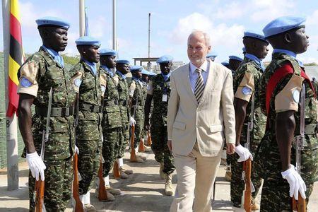 U.N. special representative for Somalia Nicholas Kay