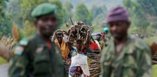 Conflict in the DRC