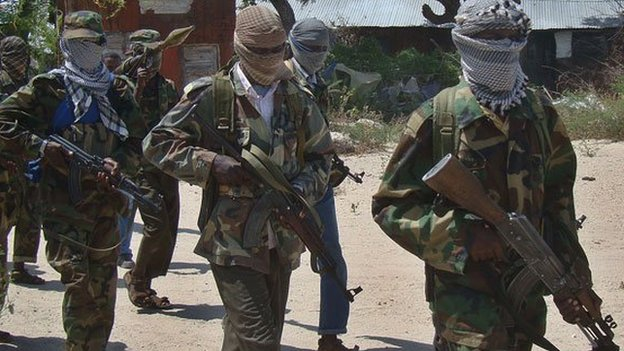 Al-Shabab is fighting for an Islamic state in Somalia