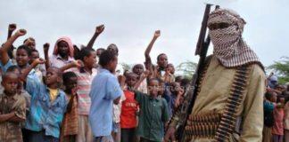 Gunmen in major attack on Somalia's presidential palace/AFP