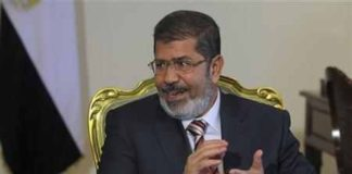Deposed Egyptian President Mohamed Mursi - Amr Dalsh/Rueters