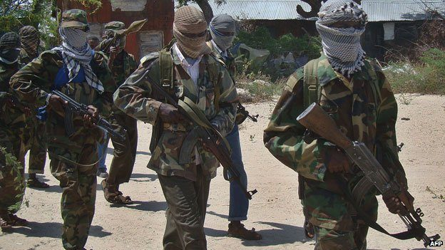 Al-Shabab is fighting the government to create an Islamic state in Somalia
