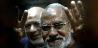 The Muslim Brotherhood's Supreme Guide Mohammed Badie still faces another death sentence