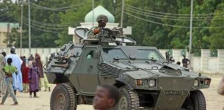 Nigeria's army says it is fighting to reverse Boko Haram's recent gains [AP]