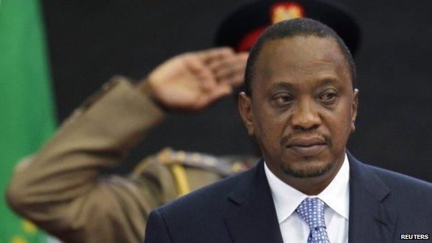 The case against Uhuru Kenyatta has angered many African leaders