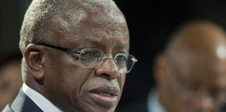 Amama Mbabazi has been prime minister since 2011