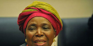 African Union commission Chair Nkosazana Dlamini-Zuma