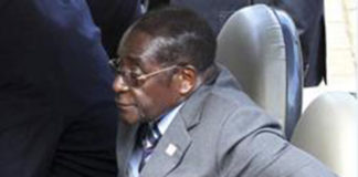 Mugabe has vowed that only death will end his rule