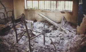 Vuwani school burns - new images  - Photo - CICA South Africa
