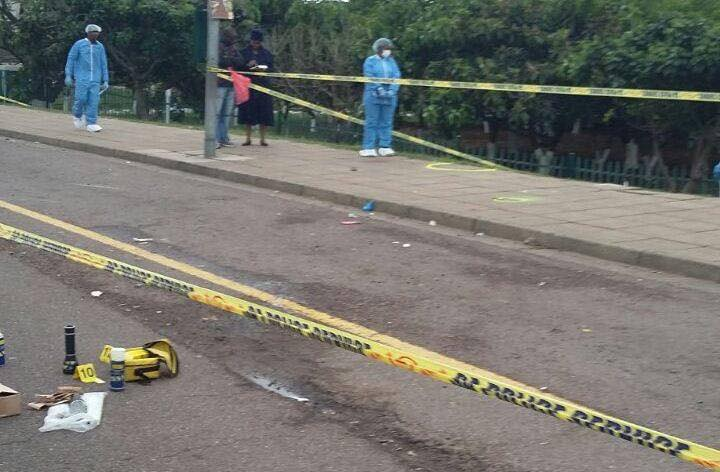 Two suspects shot dead and another two injured during a shootout in Durban CBD - Image - CICA South Africa