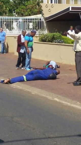 Criminals shot and killed during armed robbery - Lenasia - Image - Intelligence Bureau SA