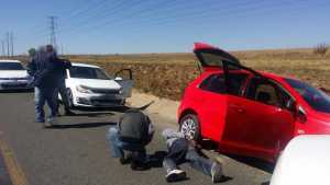 6-year-old thrown out of moving car during a hijacking - image -  CICA SA