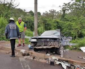 Road carnage and death - horrific images - Image  - CICA SA