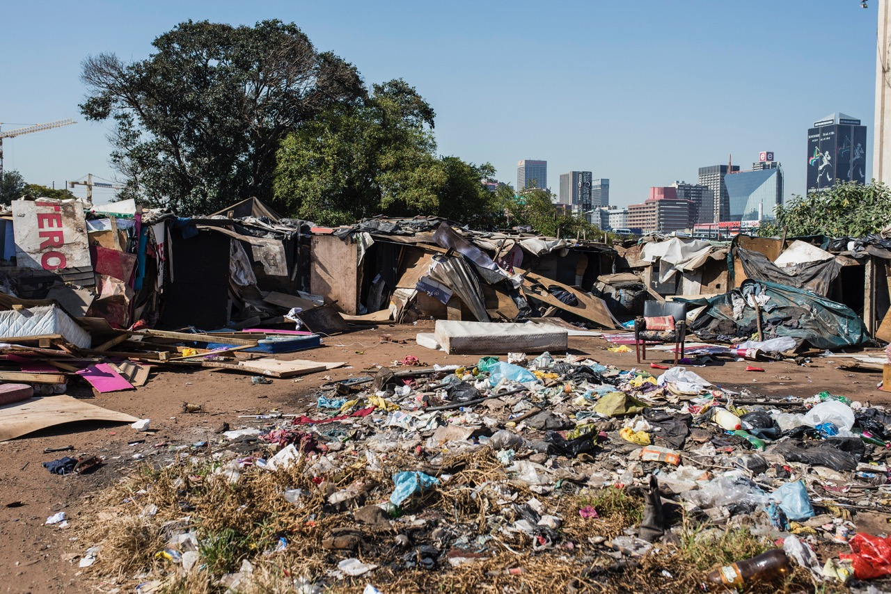 Evictions turn violent in Newtown | South Africa Today - Media