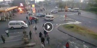Taxi violence – Durban