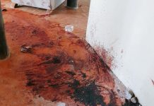 Farm murder scene, Hammanskraal. Photo: SA Crimewatch