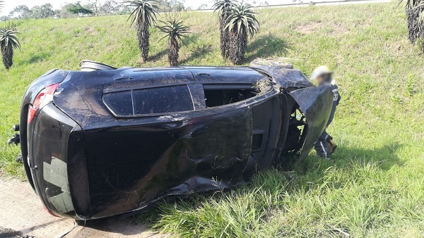One dead after rollover on the N3 Hammarsdale | South Africa