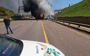 Pinetown-truck-crash