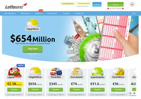 Opportunity for International Players to Win 4 Million MegaMillions Jackpot With Lottosend