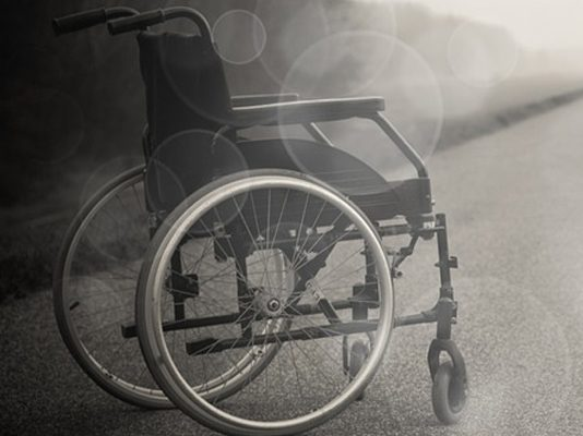 Farm attack, paraplegic woman assaulted husband stabbed, Koedoesfontein. Photo: Pixabay