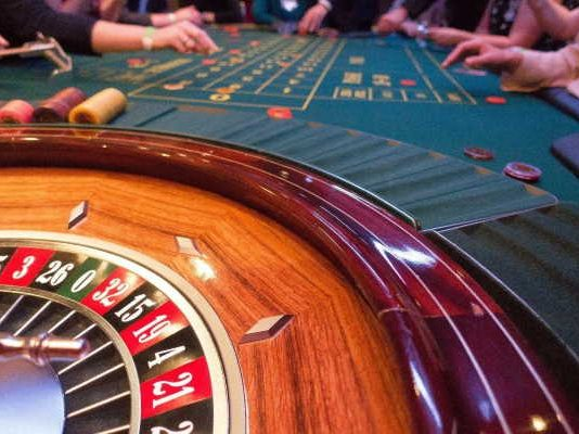 The history of casino games