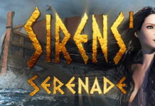 Gameplay review of Sirens Serenade Slot