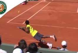 5 Best rallies at Roland Garros