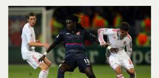 Newcastle United on the hunt for French striker Bafetimbi Gomis