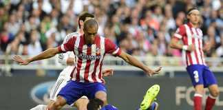 Atletico Madrid defender Joao Miranda are targeted by Manchester United and others
