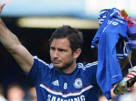 Frank Lampard leaves Chelsea