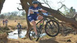 Land Rover West Rand have come on board as title sponsors of next month's Silverstar MTB Challenge. Photo: Jetline
