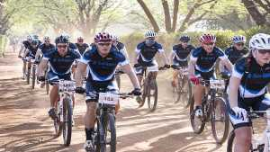 Participants in the Sanlam MTB Invitational at Rhebokskloof Wine Estate near Paarl will have exciting new trails to explore. Photo: BrandBoom