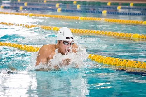 Madibaz Swimmer Immersed In Taipei Preparations South Africa Today Sport