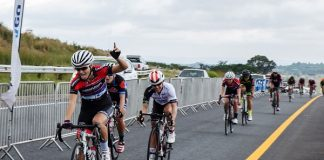Demacon Women's Team rider Kim le Court will be seeking a hat-trick of titles when the Bestmed Berge en Dale road race takes place at Muldersdrift in Gauteng on February 24.