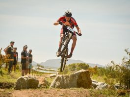 Cyclists can expect a number of challenges on the Whip Snake route when the first leg of the third Madibaz MTB XCO Series gets under way at the Nelson Mandela University campus in George on Sunday. Picture: Chris Brooke