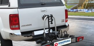 One lucky cyclist at the Kremetart road race in Louis Trichardt, Limpopo on June 9 will take home a top-quality Westfalia bike rack in a lucky draw at the prize giving. Picture: Supplied
