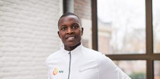 Seen here: Kenya's Noah Kipkemboi. Photo Credit: Global Sports Communication