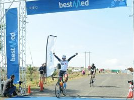 BCX cyclist Nolan Hoffman will be out to defend his title when the Bestmed Satellite Classic 110km race takes place near Hartbeespoort Dam in North West Province on Saturday. Picture: Jetline Action Photography
