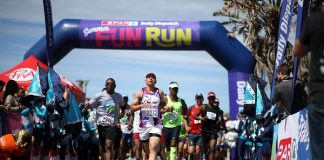 More than 1 000 runners and walkers are expected to take part in the annual SPAR Daily Dispatch Summer Fun Run, starting at Orient Pools in East London on November 25. There will be distances of 8km and 4km. Picture: Mark Andrew