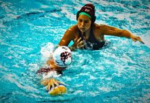 Casey McLeavy Madibaz water polo