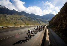 The Takealot Tour of Good Hope is set to attract interest from international cycling outfits after the five-stage road event received UCI status for the 2019 event. Picture: Rob Ward