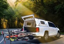 Following strong demand from cycling enthusiasts, the Westfalia three-bike rack is available in the Southern African Development Community through distribution company Positive Sports Solutions. Photos: Supplied