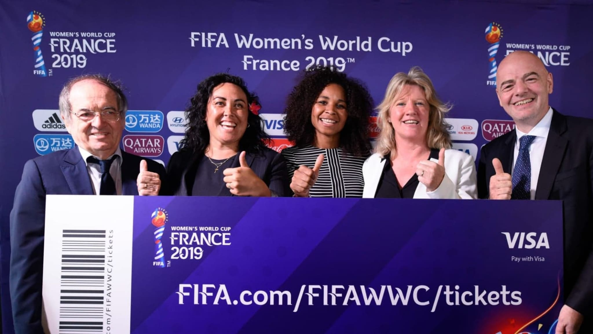 women's world cup 2019 - 1040×585