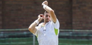 Former Madibaz cricketer Anrich Nortje has been rewarded with his rise in the game to earn a contract in the Indian Premier League, which starts on March 23. Picture: Supplied