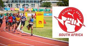 Seen here: Junior track & field stars in action during the PUMA School of Speed #1 that was held at Coetzenburg Athletics Stadium (Stellenbosch) on Saturday, 26 January 2019. Photo Credit: Mark Sampson