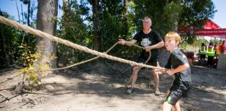 The IMPI Dash is ideal for parents who want to spend more time with their children.  Photo Credit:  Mark Sampson