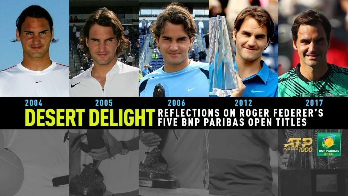 Federer Indian Wells 2021