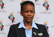 University of Johannesburg senior director of sport Nomsa Mahlangu has been elected as the first women's president of the Federation of African University Sports. Photo: Supplied