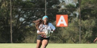Lesego Malebadi is a member of the University of Johannesburg women's rugby squad who have had success on a number of fronts in recent years. Photo: Supplied