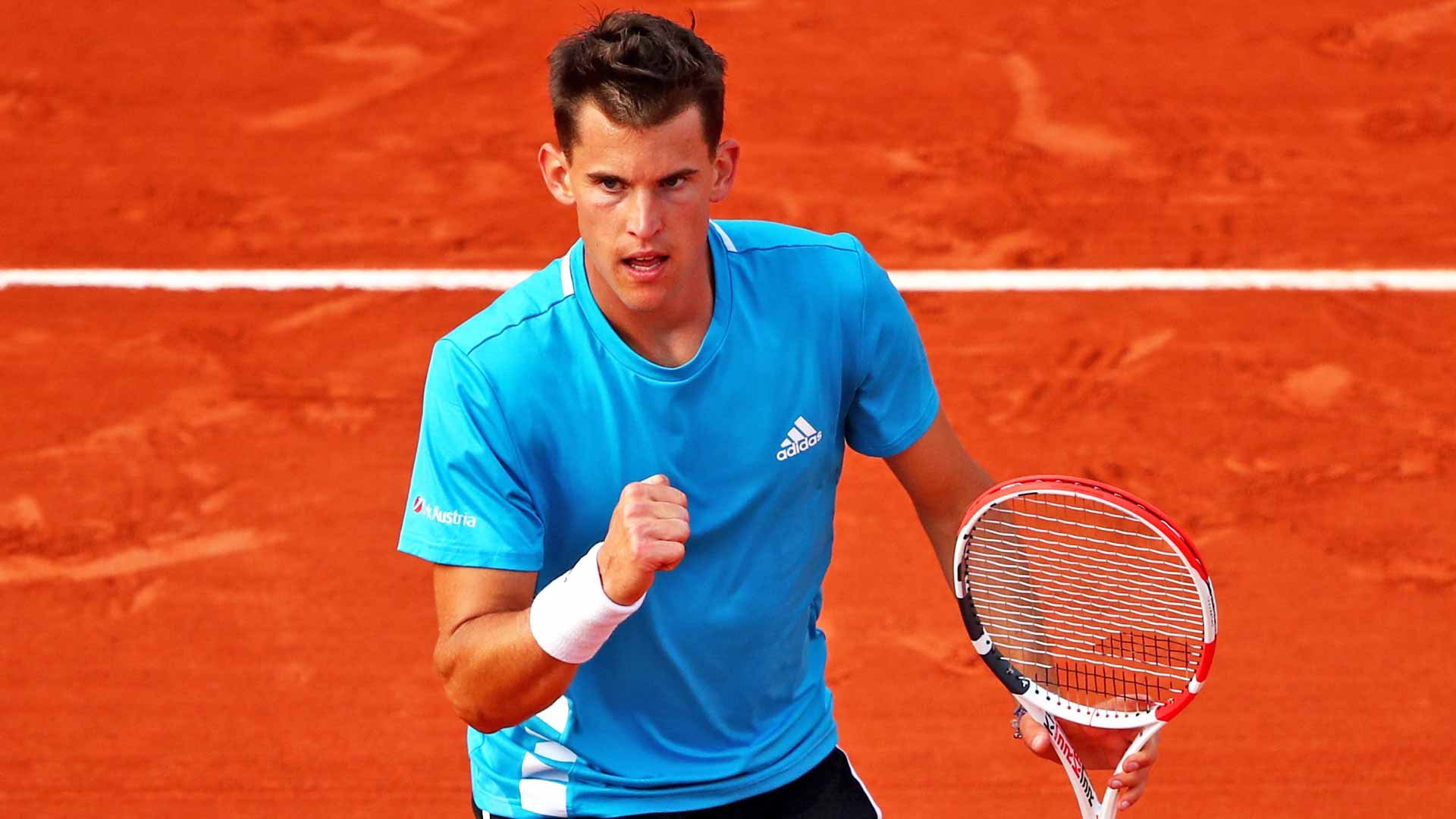 Thiem Tames Paul Test To Advance At Roland Garros South